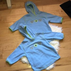 NWT vintage Gymboree hoodie. Flower collection